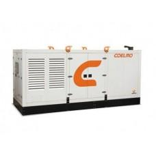 Генератор COELMO FDT45TM3-10 100 кВа (80 кВт.) Испания