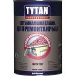 Герметик битумний TYTAN  СТОП ВОДА 1 кг