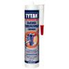 Герметик селиконовый TYTAN 310мл высокотемпературный красный
