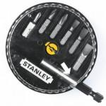 Магнитный удлинитель+набор бит Stanley 1-68-737