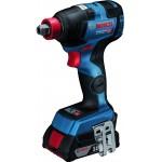 Гайковерт аккумуляторный Bosch GDX 18V-200 C Professional EAN=3165140918497 EAN=3165140918497