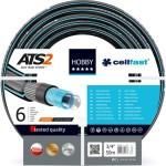 """Шланг для полива Cellfast Hobby ATS 16-220 25м 3/4"""" серый"""