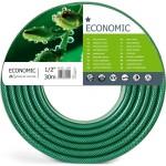 "Шланг для полива Cellfast Economic 30м 1/2"" зеленый"