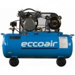 Компрессор воздушный Eccoair ECCO 3.0-100 Mono 100 л