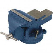 Тиски MIOL слесарные поворотные MIOL 150 мм
