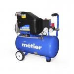Компреcсор Metier IBL24F ременной двухцилиндровый 1.8 квт 24 л EAN=6928861266424