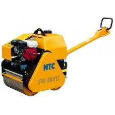 Виброкаток ручной NTC VVV 600/12 двухвальцевый, двигатель Honda GX200
