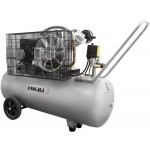 Компрессор SIGMA ременной двухцилиндровый 2.5кВт 396л/мин 100 л