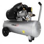Компрессор SIGMA двухцилиндровый 2.5 кВт 455 л/мин 50л 10 бар