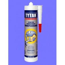 Герметик селиконовый TYTAN 310мл белый универсальный