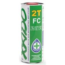 Моторное масло            XADO Atomic 2T FC 1л