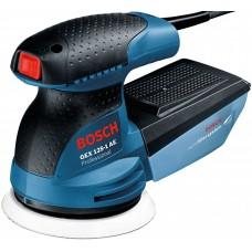 Вибрационная шлифмашина Bosch GEX 125-1 AE