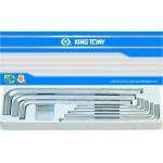 Набор шестигранных ключей            King Tony 20208 SR01