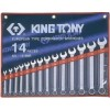 Набор ключей гаечных            King Tony 1215 MR