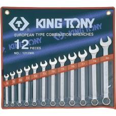 Набор ключей комбинированный 8-22 мм 12 ед чехол