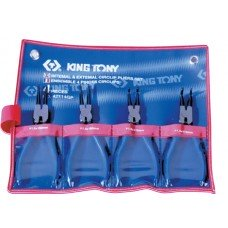 Щипцы для снятия стопорных колец            King Tony 42114 GP