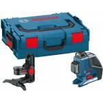 Лазерный нивелир            Bosch GLL 2-80 P Professional + BM1 L-Boxx (0601063208)