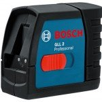 Лазерный нивелир            Bosch GLL 2 Professional (0601063700)