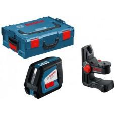 Лазерный нивелир Bosch GLL 2-50 Professional + BM1 (L-Boxx)