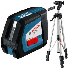 Лазерный нивелир Bosch GLL 2-50 Professional + BS 150