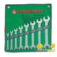 Набор ключей гаечных Jonnesway W 25108 S
