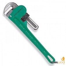 Ключ трубный Jonnesway W2814 прямой 350 мм, 50 мм